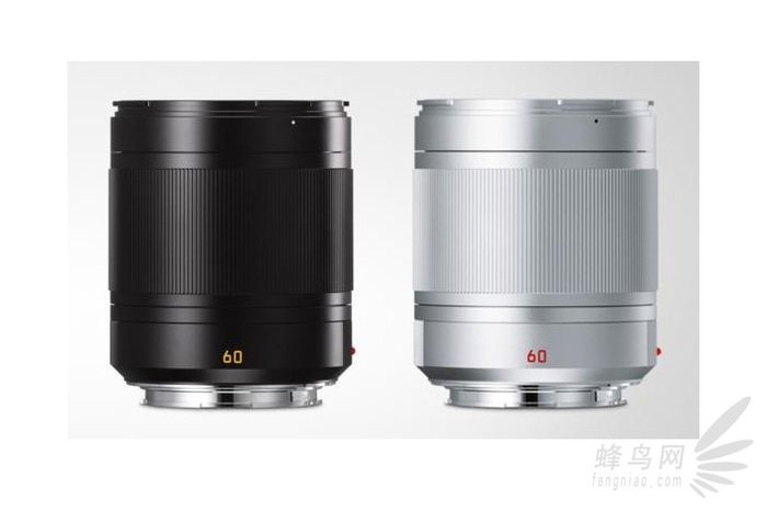 TL卡口新消息 徕卡推出35mm、60mm新镜头