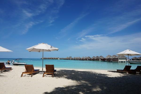 马尔代夫宁静岛w retreat & spa maldives 游记&攻