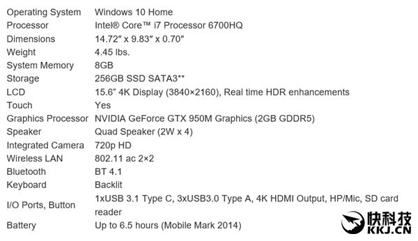 三星发首款4K屏笔记本:360度开合+6.5小时续航