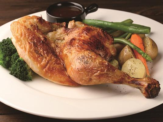 嫩鸡是无��la_魔都最好吃的12只烤鸡
