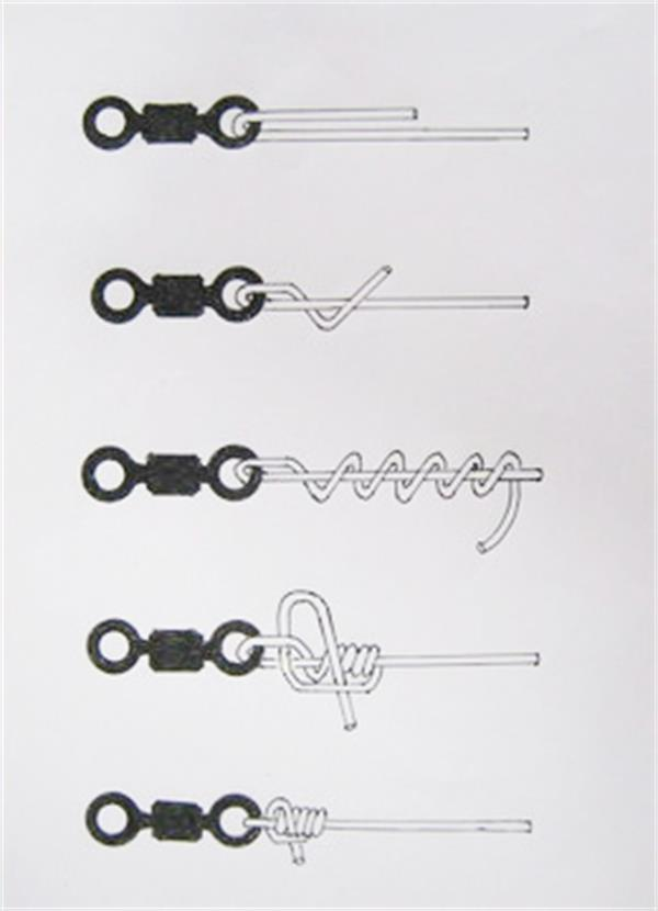 主线与八字环的十种连接方法 实用篇