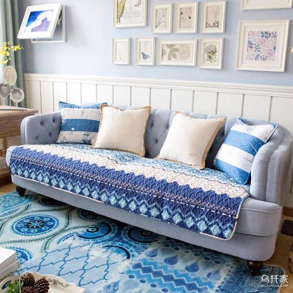 灰色沙发搭配沙发垫_米色沙发配什么颜色沙发垫-搜狐