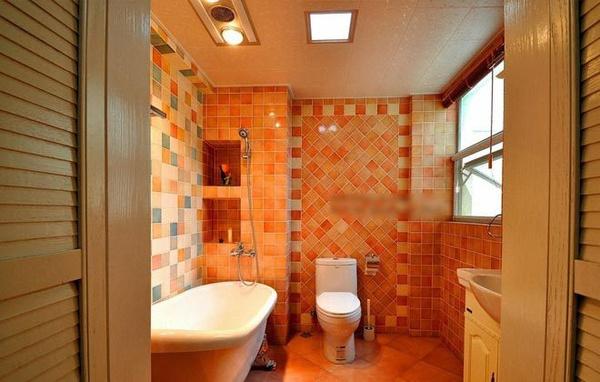 19款卫生间马赛克瓷砖搭配设计
