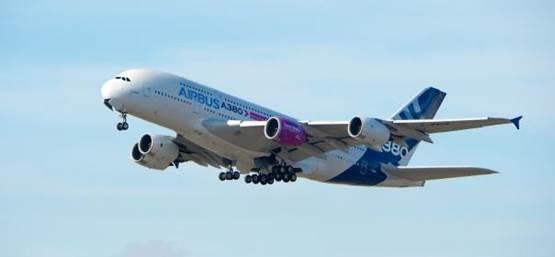 空客飞机采用迄今为止动力最强发动机图片