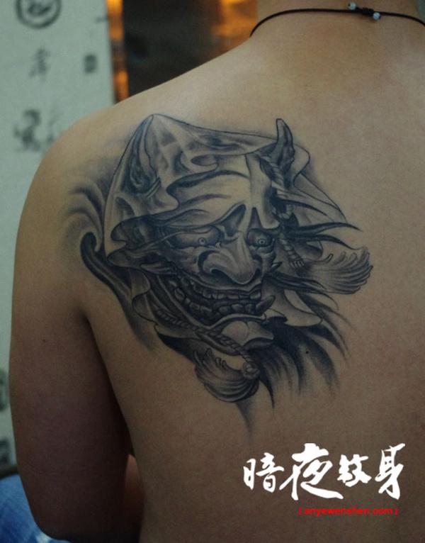 纹身亦是纹心