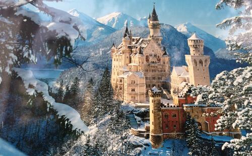 冬天去欧洲旅游怎么样?欧洲冬季旅游必玩景点图片