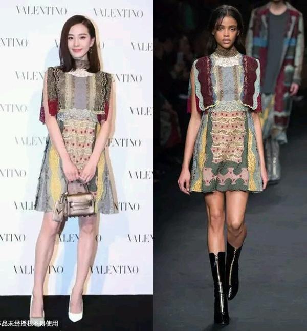 驾驭时尚是刘嘉玲美还是模特美 搜狐