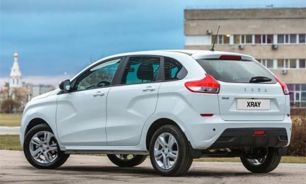 普京,代言 拉达 新型SUV高清图片