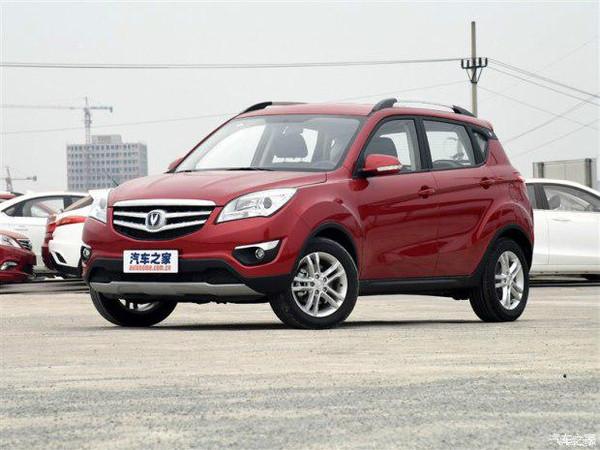 2015年10月长安SUV销量数据 超3.3万