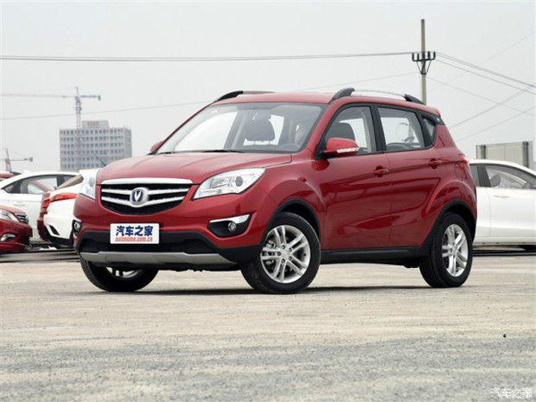 <b>2015年10月长安SUV销量数据 超3.3万</b>