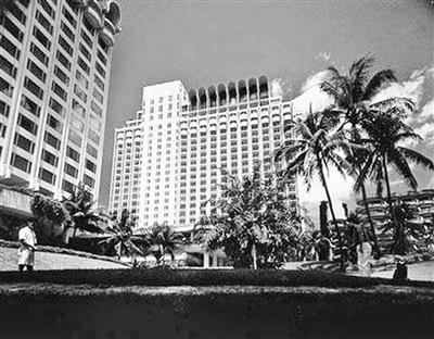举行习马会的酒店――新加坡香格里拉酒店