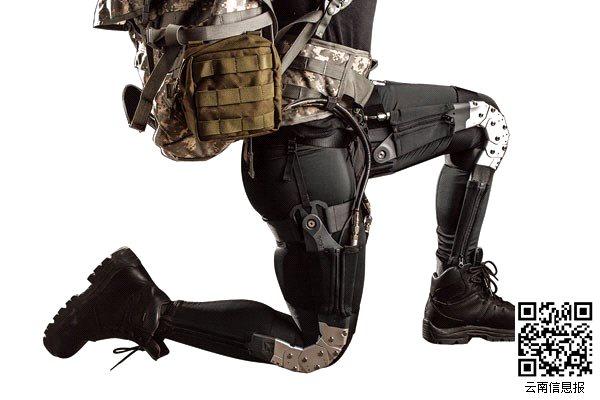 2013年,DARPA开始和美军特种作战司令部合作研究一套简称TALOS的超级士兵战衣。