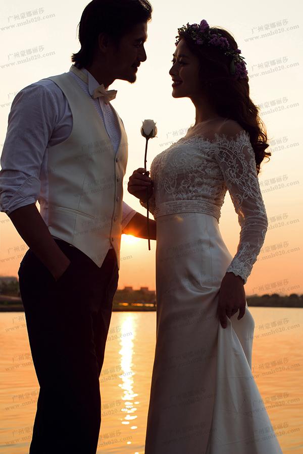 2016最上镜的婚纱照风格 新映像新浪漫