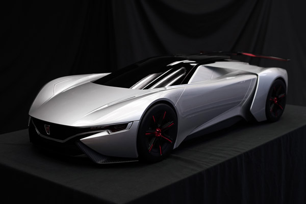上汽 荣威MG杯 国际大学生汽车设计大赛高清图片