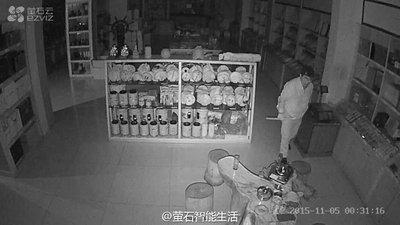 流程房改被拍行窃摄像头萤石云v流程留步骤(图公房破坏的具体惯偷和铁证图片
