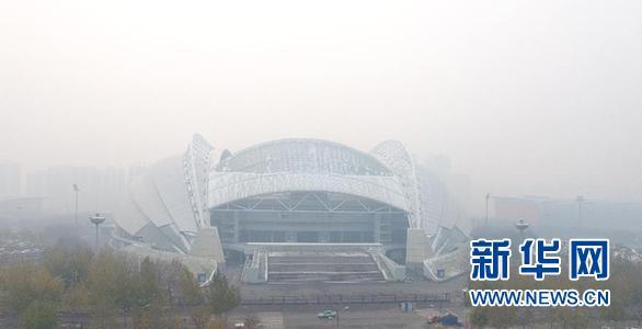 辽宁继续发布霾预警 未来三日持续或加重(图)