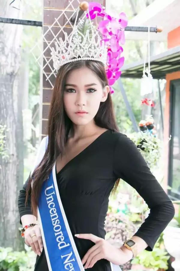 真正的泰国美女,竟然长这样?!