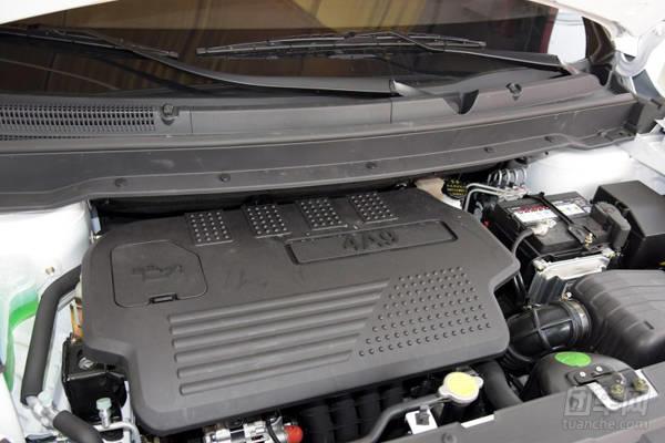 『东风风行S500发动机』-东风风行S500对比宝骏730 谁才是性价比之王高清图片