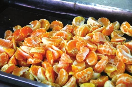 大学食堂推出奇葩菜:橘子烧排骨(图)
