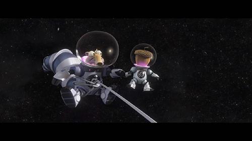 《冰川时代5》曝病毒短片,恶搞《火星救援》