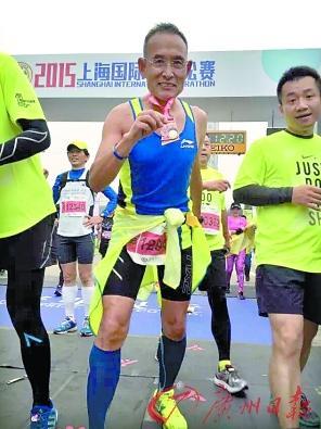 """62岁""""百马大叔"""":50天跨三大洲跑7个马拉松"""