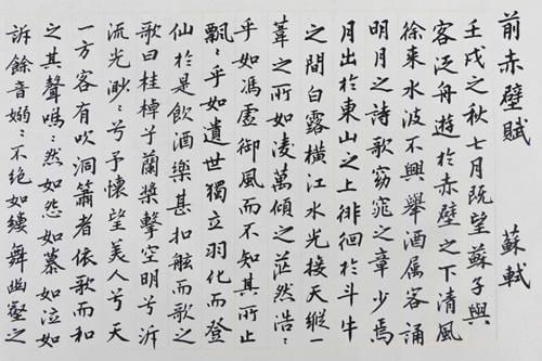 禹振民书法作品欣赏图片