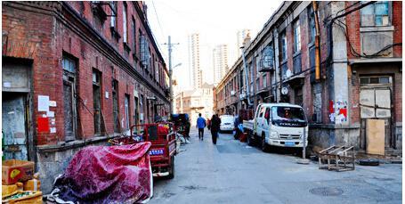 大连东关街改造建万达广场?