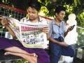缅甸从今天开始陆续公布计票结果