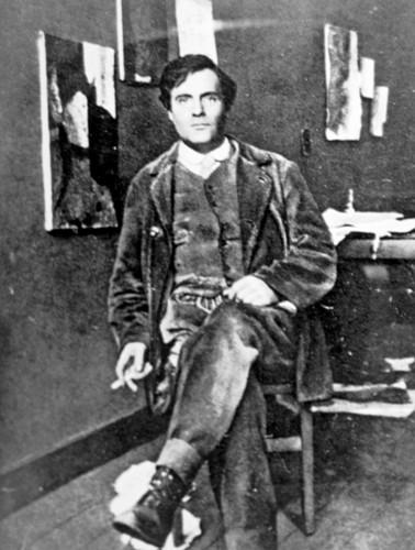 莫迪里阿尼(1884年-1920年)是20世纪表现主义画派的代表艺术家之一