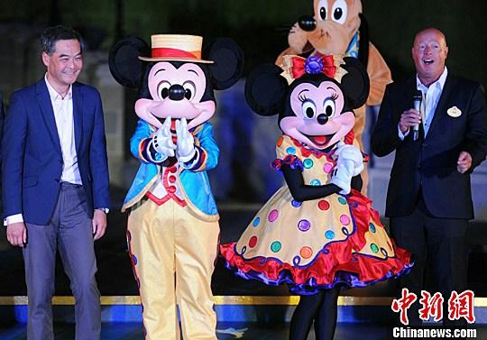 香港迪士尼连续3年加价 门票539港元超东京