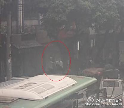 浙江两位七旬老人 追上42岁惯偷