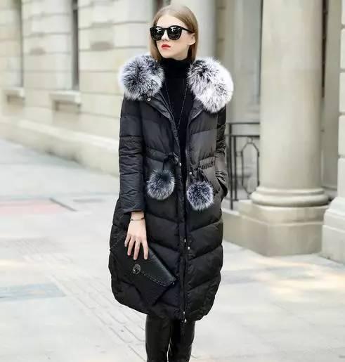 今年冬天最流行的9款气质羽绒服,你值得尝试!图片