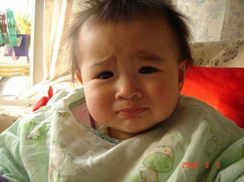 怒吼的宝宝们,表情逆天了图片