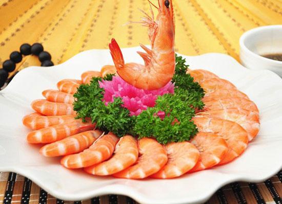 被名字误解的海鲜珍品 对虾的做法
