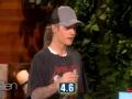 《艾伦秀第13季片花》S13E45 比伯游戏慢半拍  观众失败失两万美金