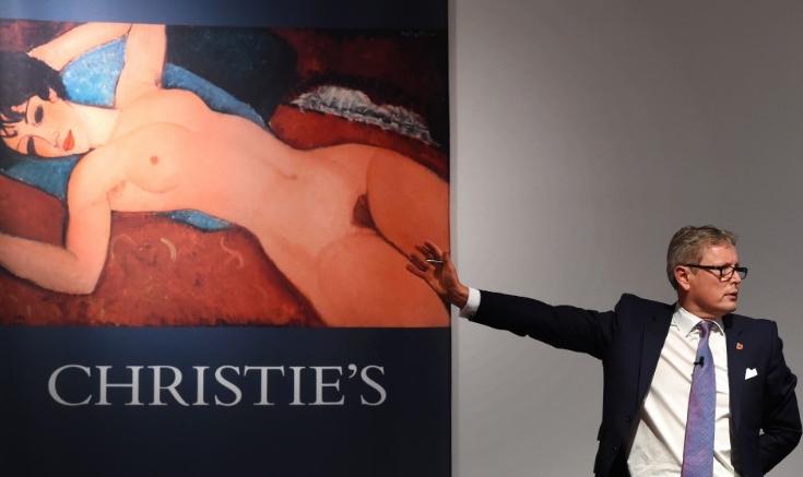 这仅是国际买家高价投资艺术品的最新手笔。