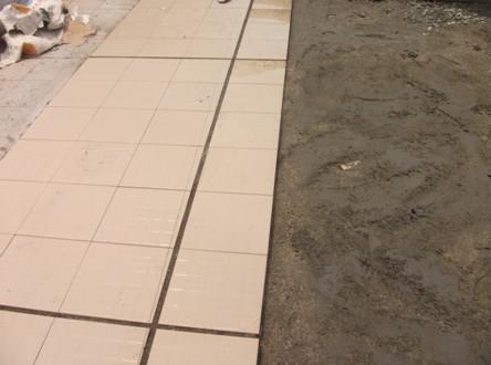 地板铺贴内部结构图