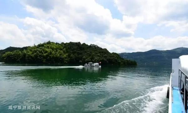 湖北旅游好去处|咸宁陆水湖,仙岛湖,漳河水库