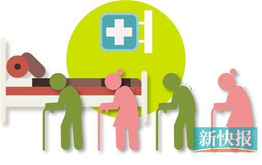 """广州社区医养联合,社区、公办养老院和民办养老院""""双重天"""""""