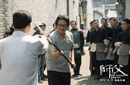 《师父》发布导演特辑 徐浩峰获赞文武全才