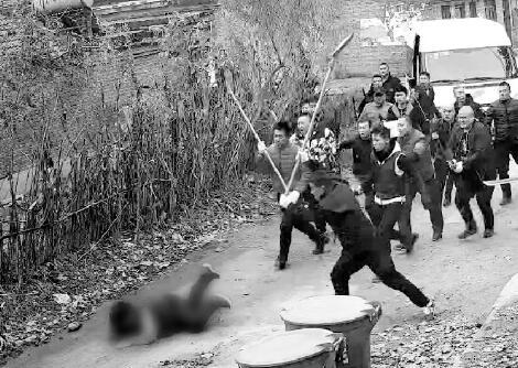 燕郊待拆迁村8人被砍追踪:12人被抓 案件尚在查