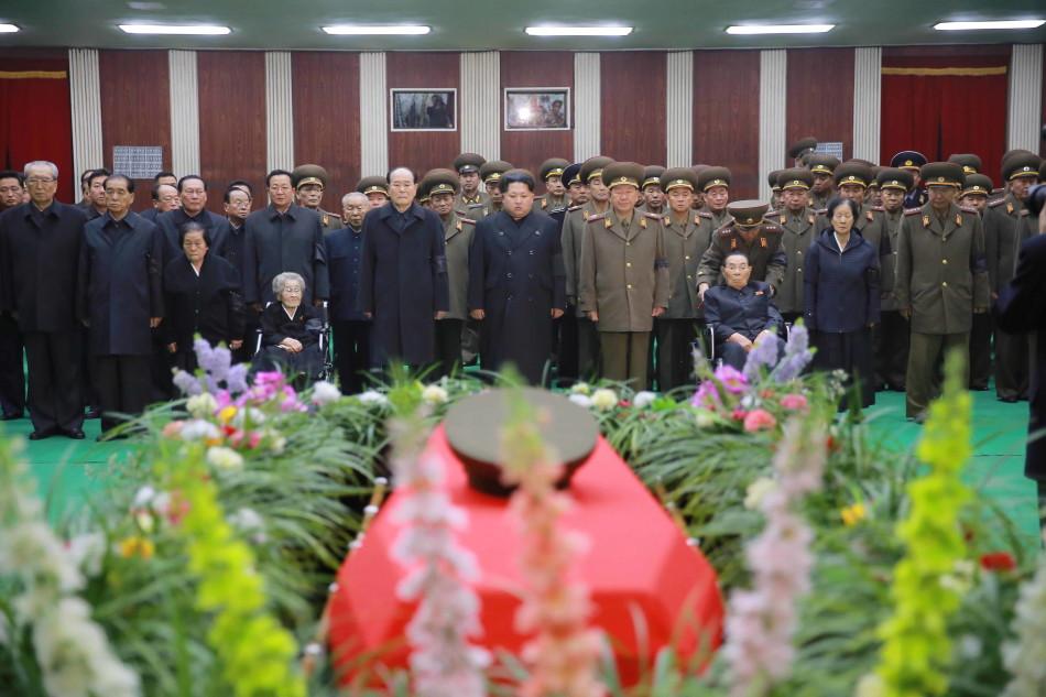 11张朝鲜假照片_朝鲜为人民军元帅举行国葬(组图)-搜狐滚动