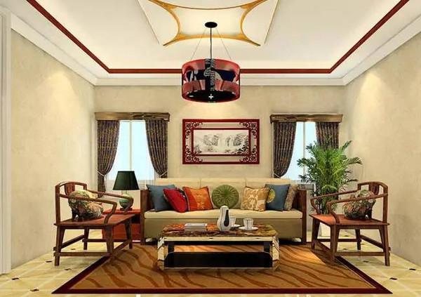 客厅沙发茶几这样搭配绝了