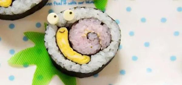 梅花寿司的做法图解法