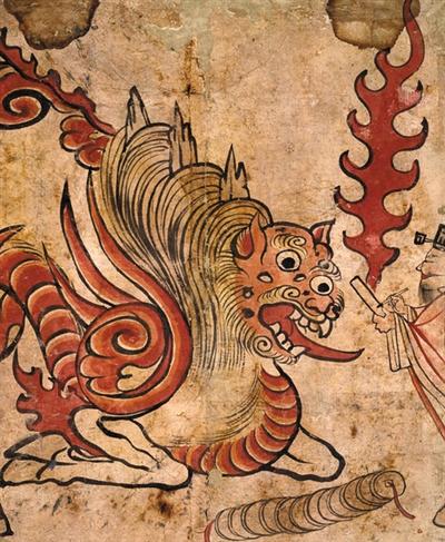 """《西游记》视角中的""""丝绸之路新史""""(2)(组图)"""