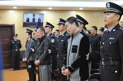 延寿越狱案两人判死一人无期 涉暴动越狱罪等数罪