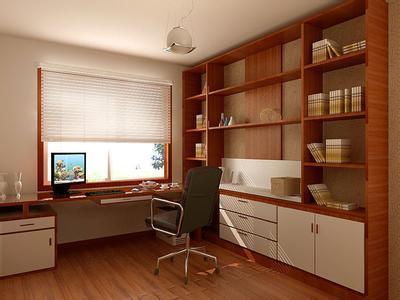 武汉室内装修设计书房四大要素