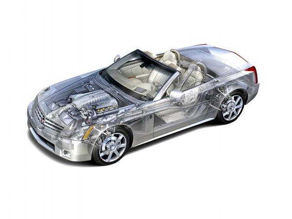秒懂汽车内部结构(一)|涨姿势