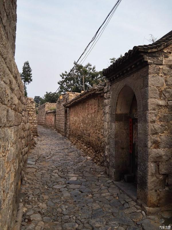 中国传统村落邯郸涉县河南店镇赤岸村图片