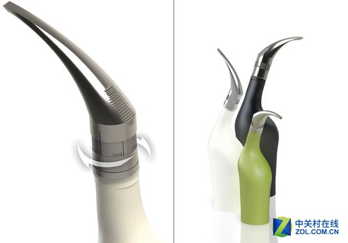超实用新奇调味瓶 能轻松设定使用量